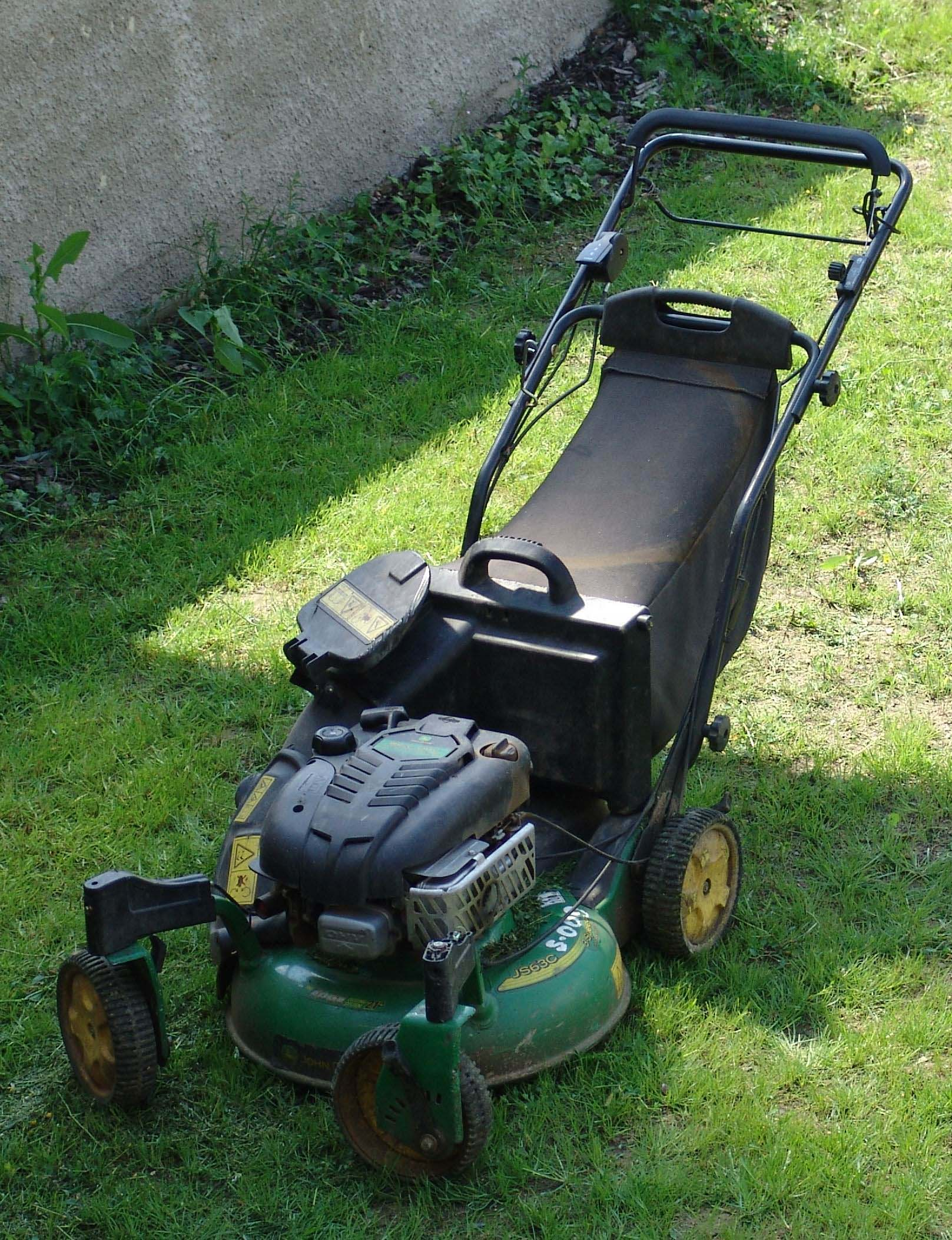 How to Rent Lawn Equipment | Home  Garden Ideas