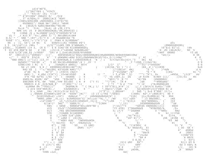 León ASCII