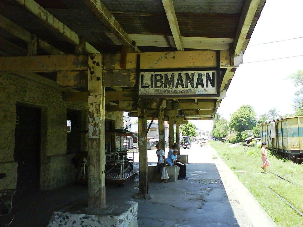 Libmanan Railway Station Wikipedia