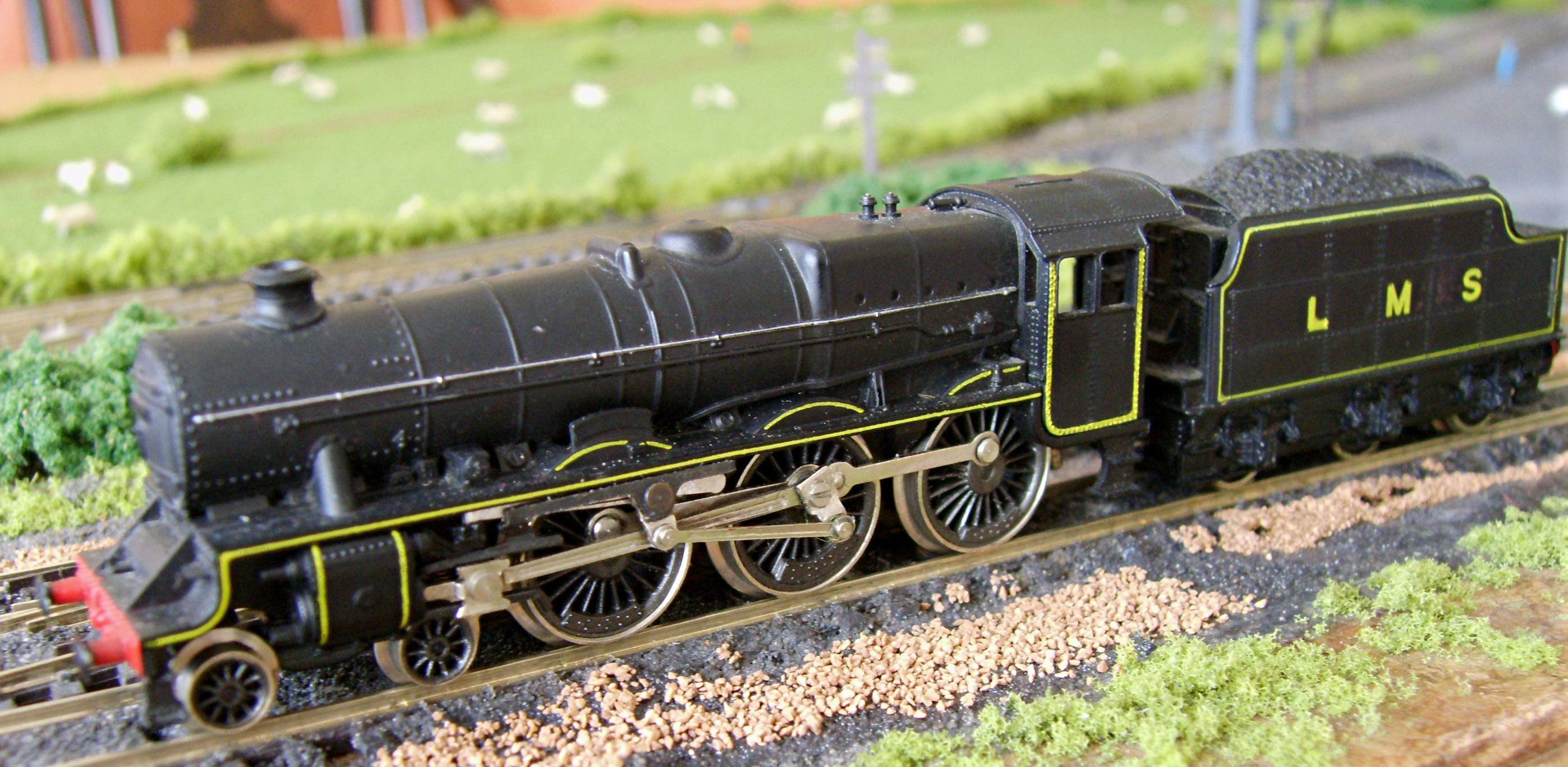 picture about Printable N Scale Track Template identify British N gauge - Wikipedia