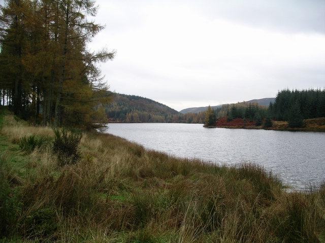 Loch Drunkie - geograph.org.uk - 72992