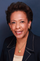 From commons.wikimedia.org/wiki/File:Loretta_Lynch_official_portrait.png: File:Loretta Lynch official portrait.png - Wikimedia Commons
