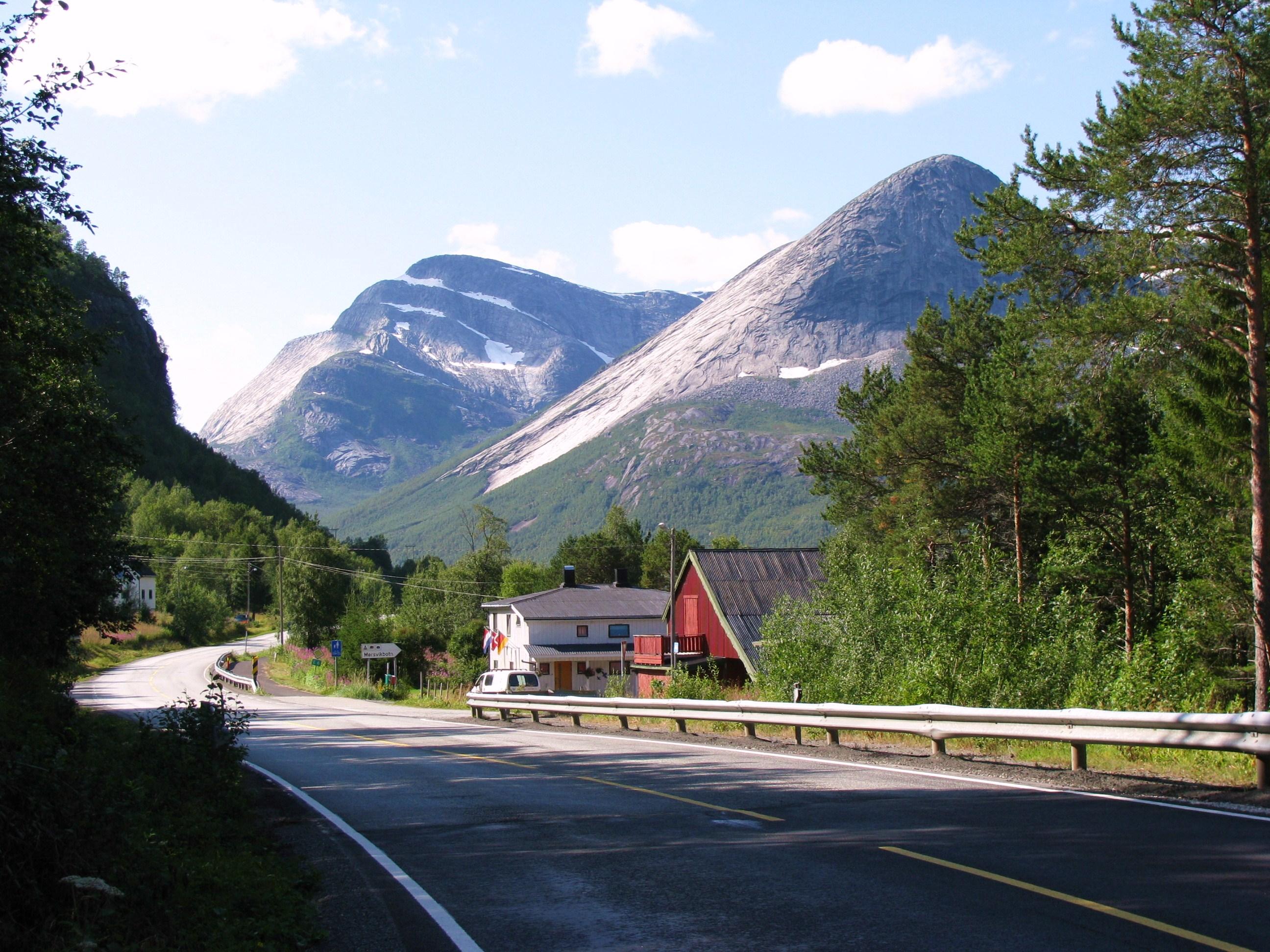 Oslo Gt Alesund Gt Lofoten Gt Oslo 2 Weeks Drive Or Must