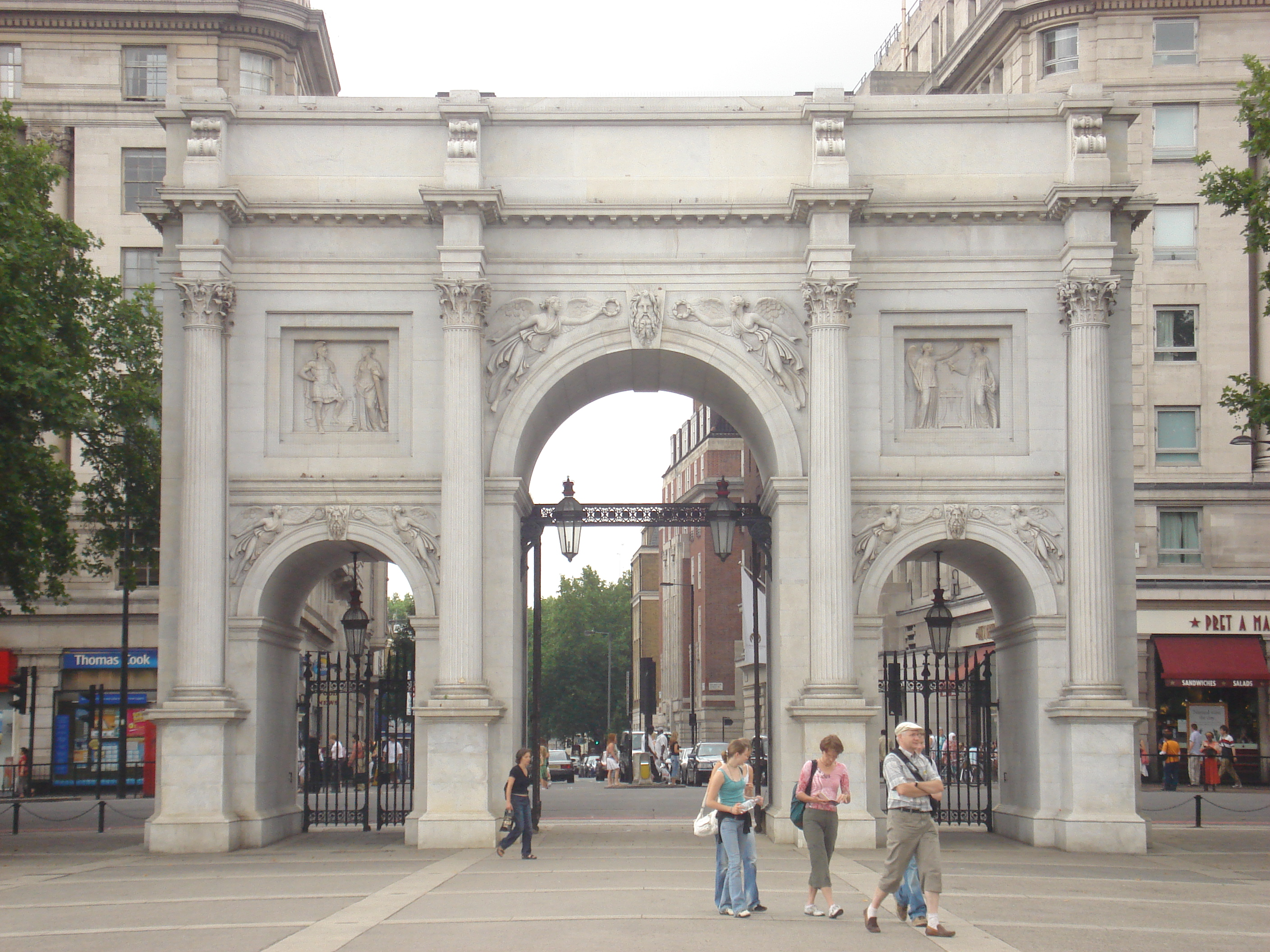 Marble Arch Wikiwand