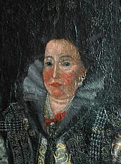 Maria, Abbess of Quedlinburg German abbess