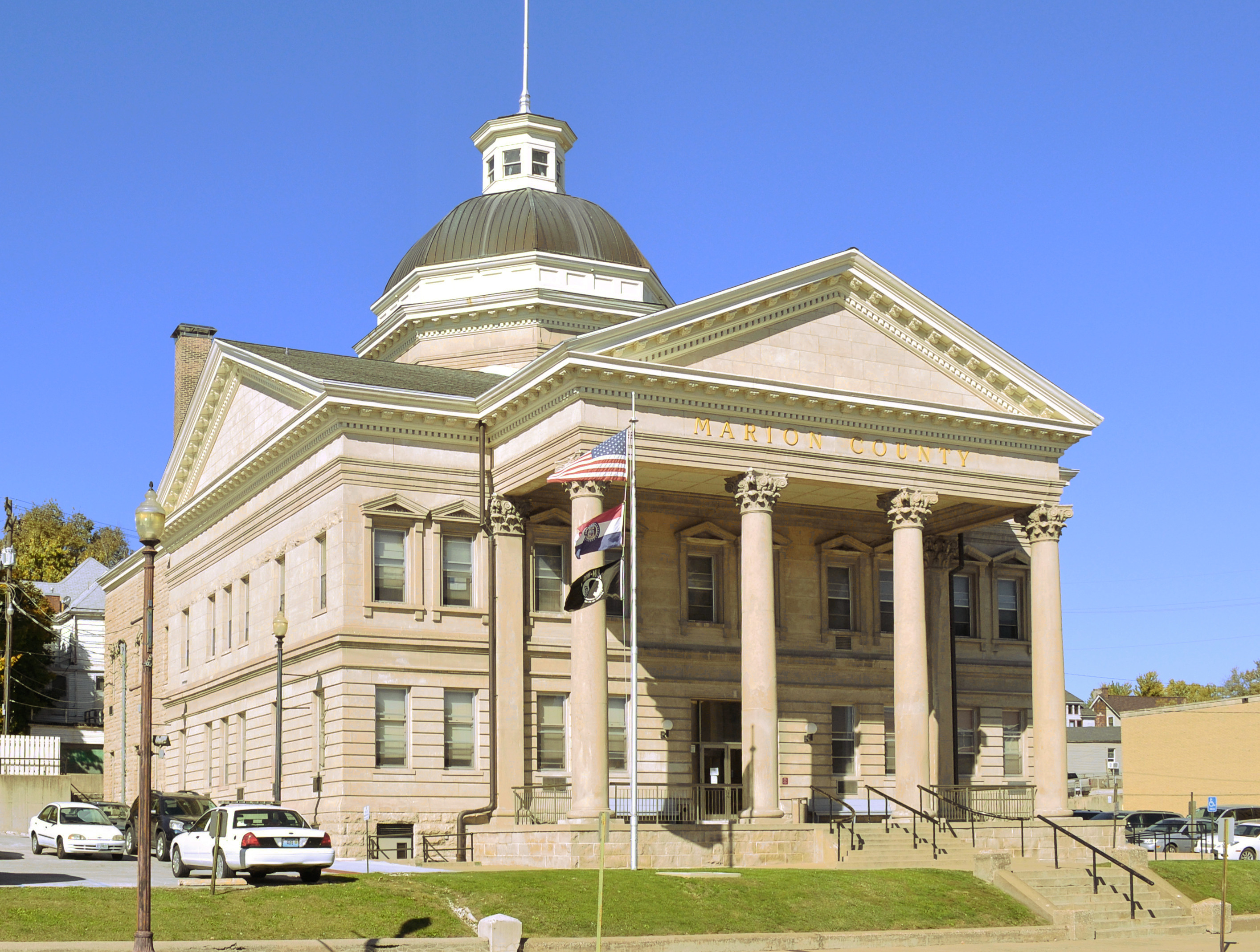 Marion County Courthouse (Missouri) - Wikipedia