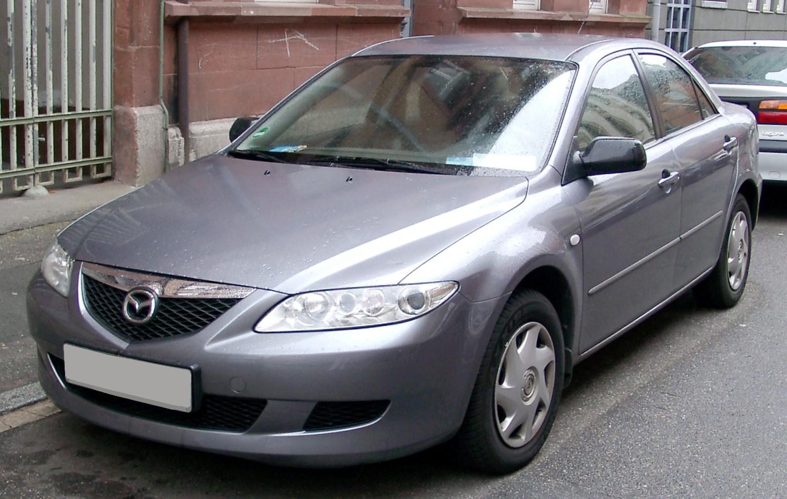 Mazda 6 Atenza - Wikiwand