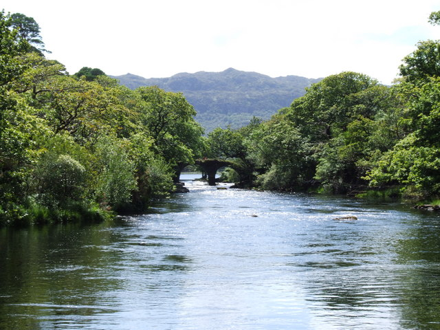 Meeting of the Waters - geograph.org.uk - 544860
