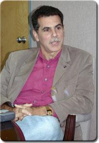 Miguel Rodríguez (NASA) Puerto Rican scientist
