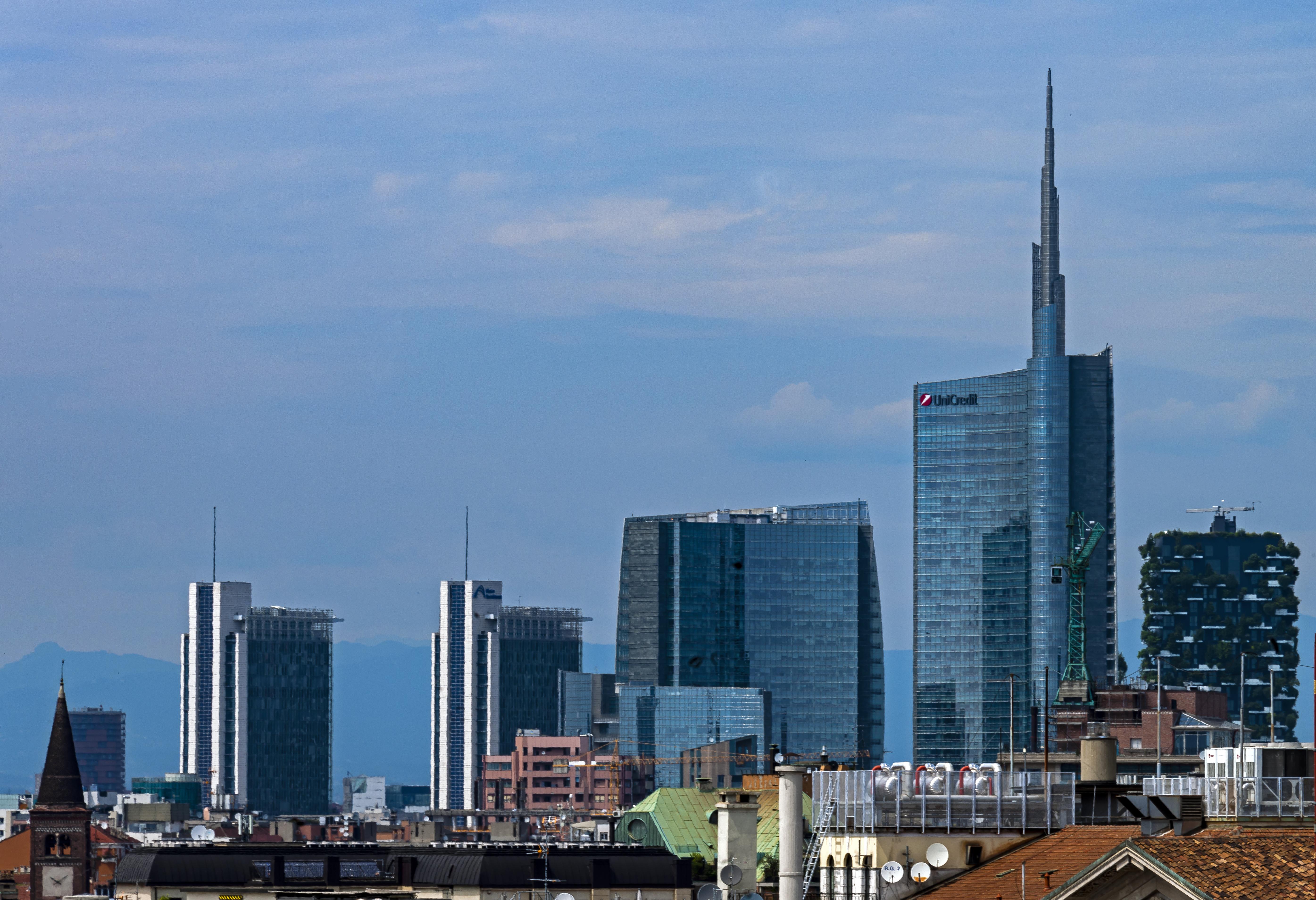 Grattacieli Più Alti D Italia Wikipedia