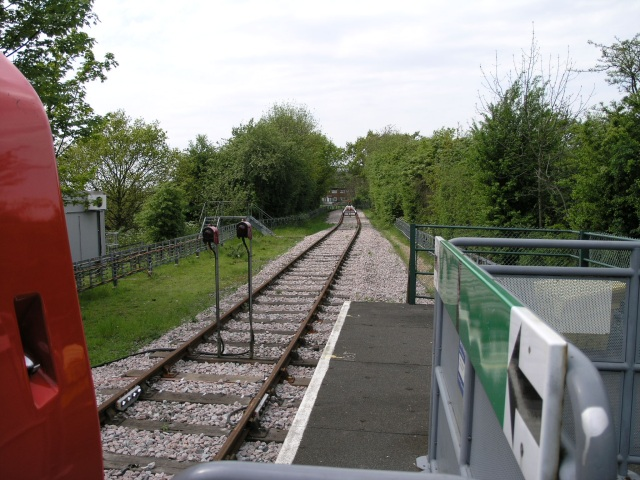 Mill Hill East station - geograph.org.uk - 59038