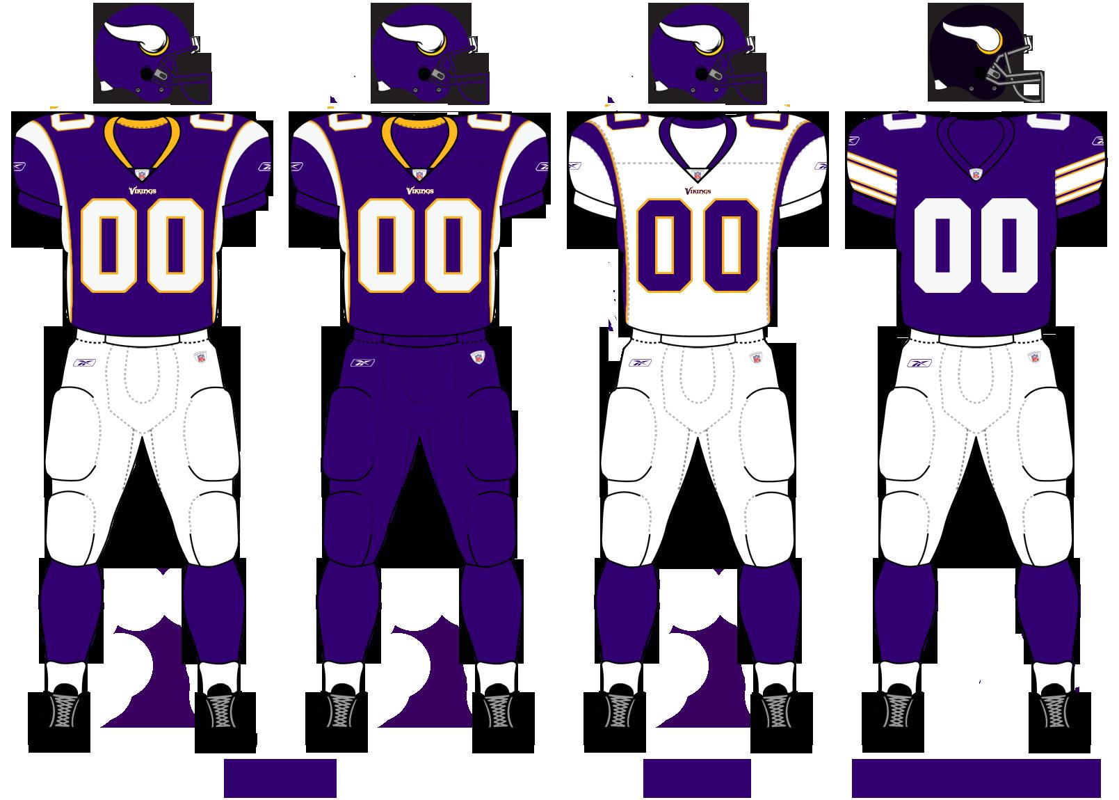 FileMinnesota Vikings 2007 Uniforms
