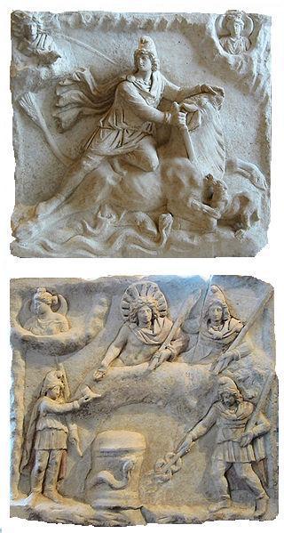 De geheimen van kerst: 25 december of de viering van Mithras, de zonnegod uit Perzië