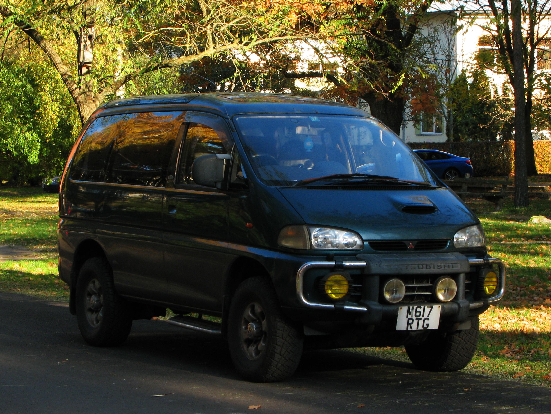 File:Mitsubishi Delica 4X4 (24438097498).jpg