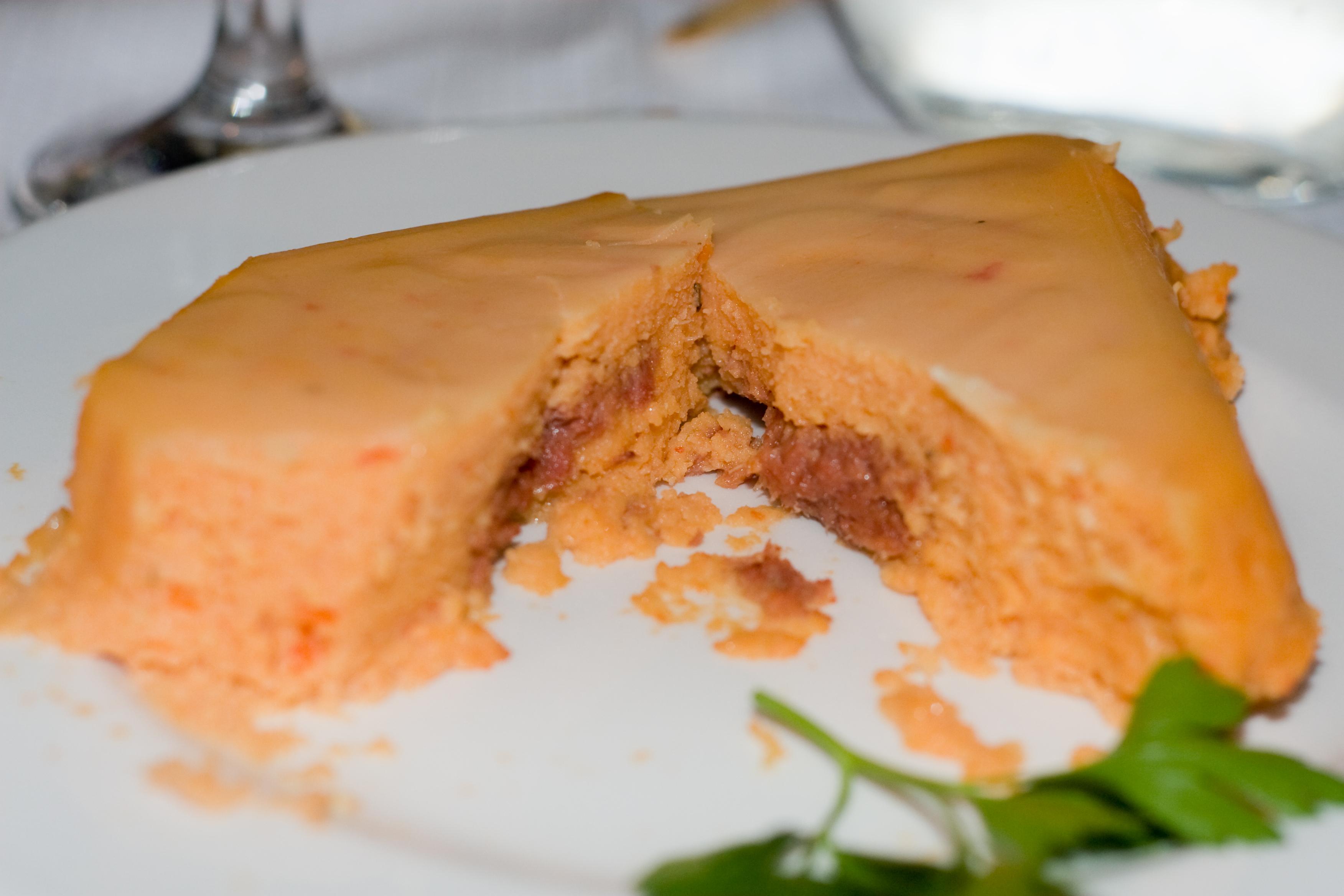 Orange Cake Food Safara