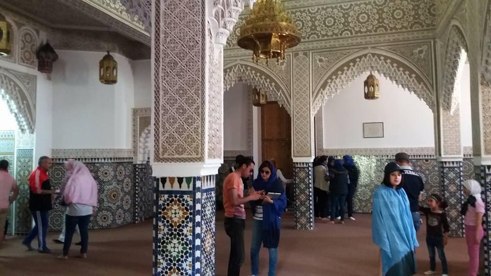 Moulay Ali chérif mausoleum