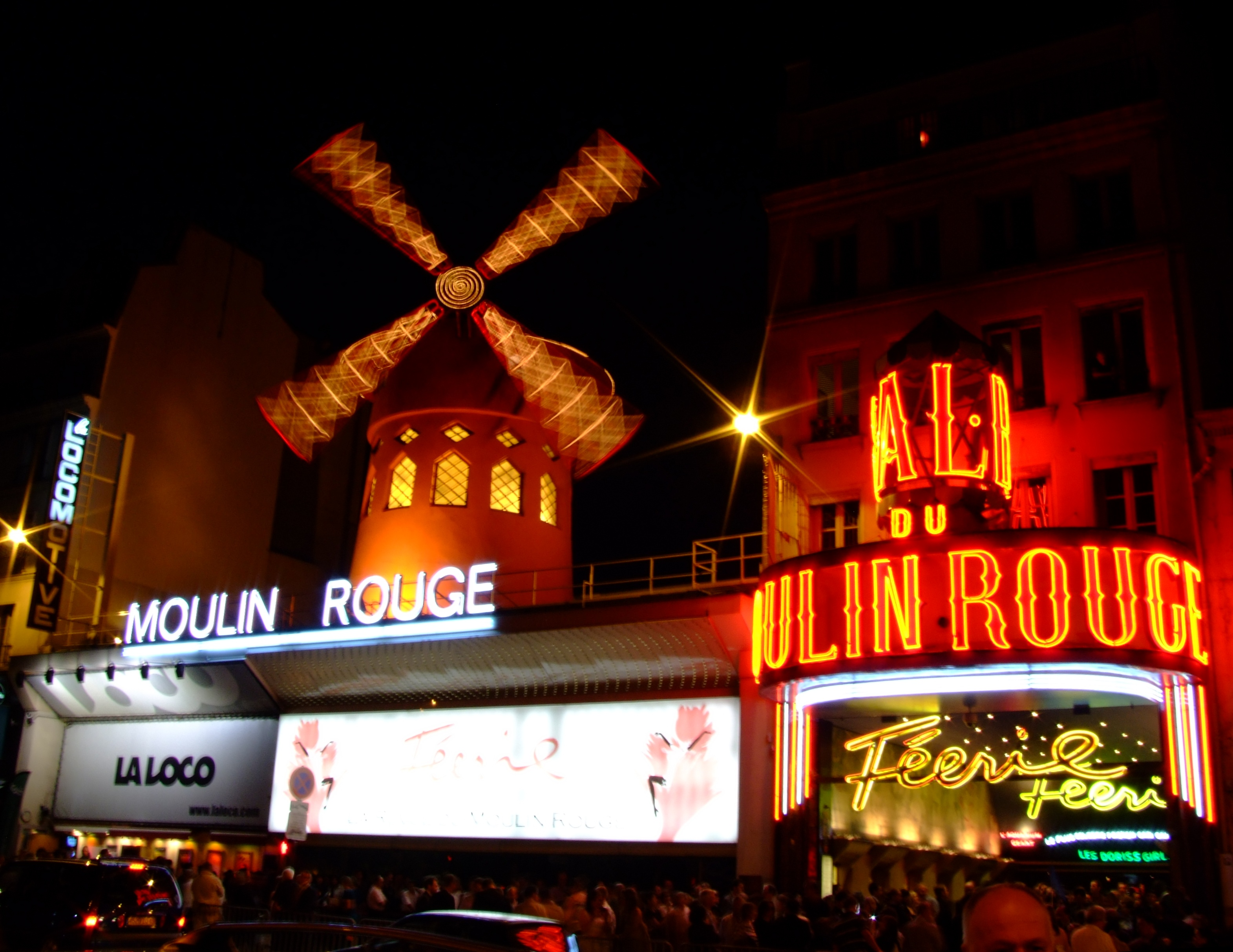 History of moulin rouge
