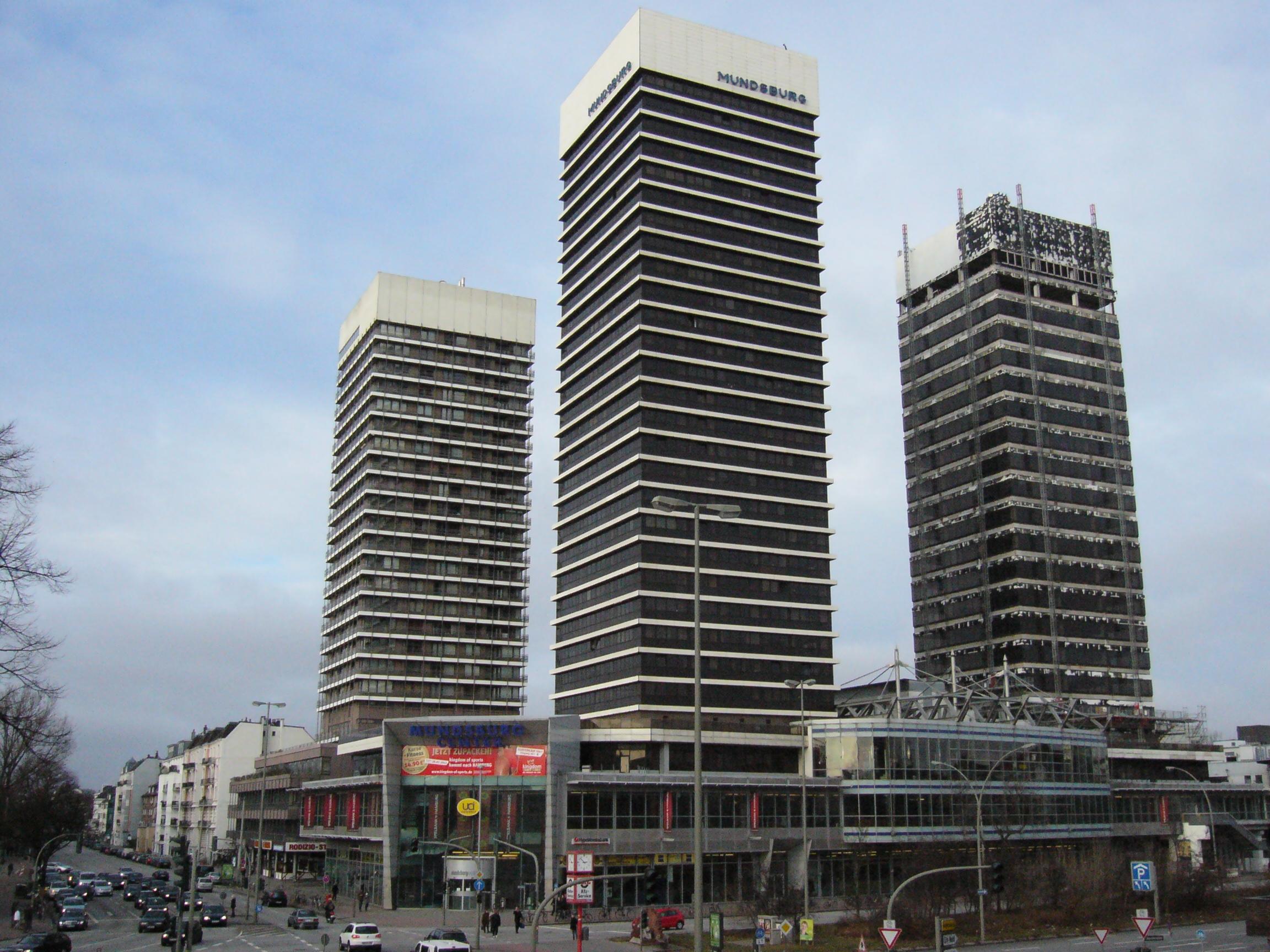 Mundsburg Hamburg
