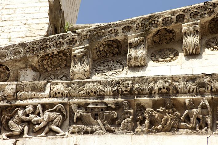 Nîmes, Cathédrale Saint-Castor-PM 48648