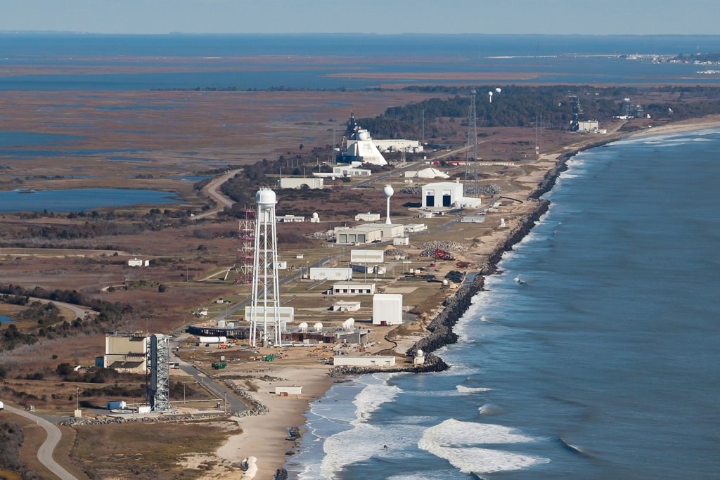 Nasa Wallops Island Flight Facility S Visitor Center