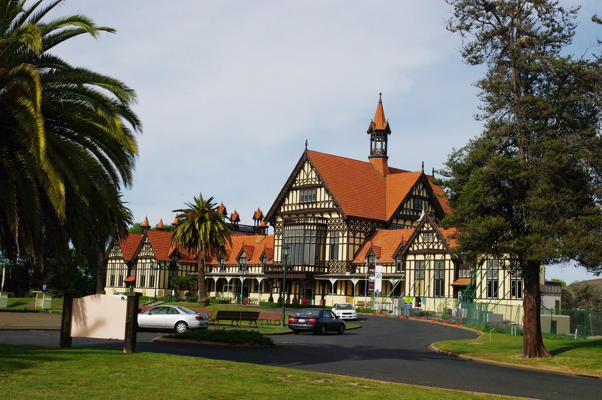 Fenton Street Rotorua Restaurants