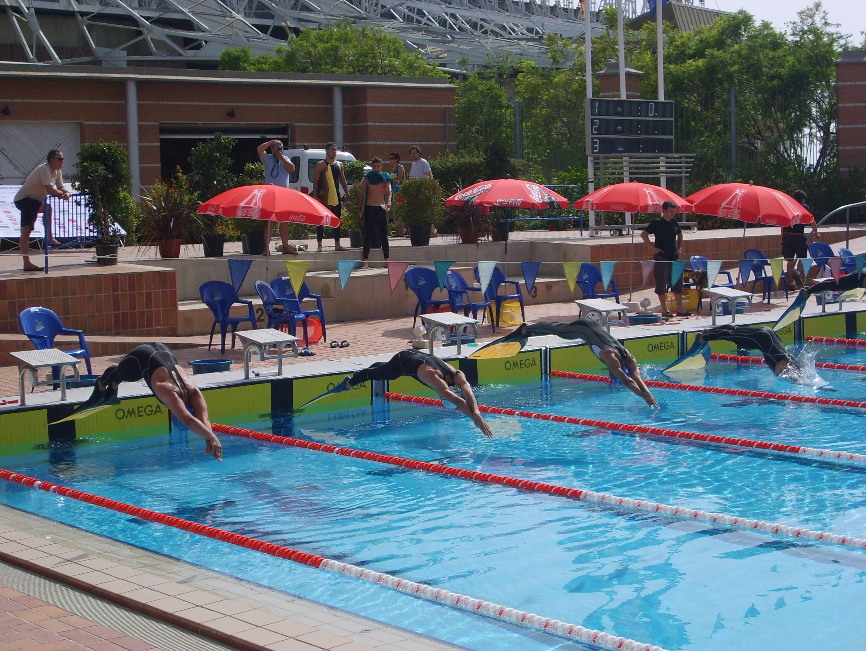 examen de natacion basico