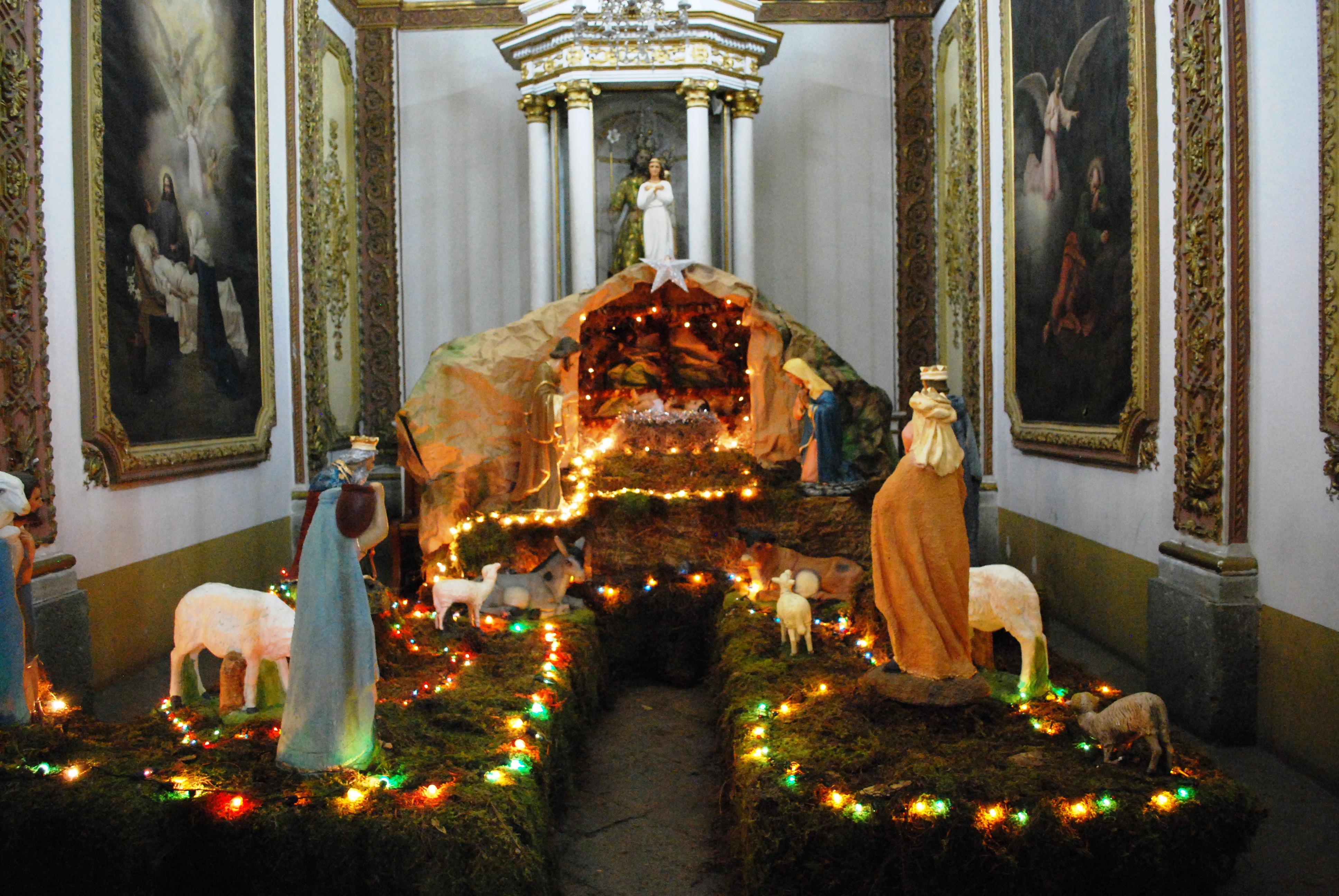 Ultima advertencia navidad escenas de 39 nacimientos - Casitas de nacimientos de navidad ...