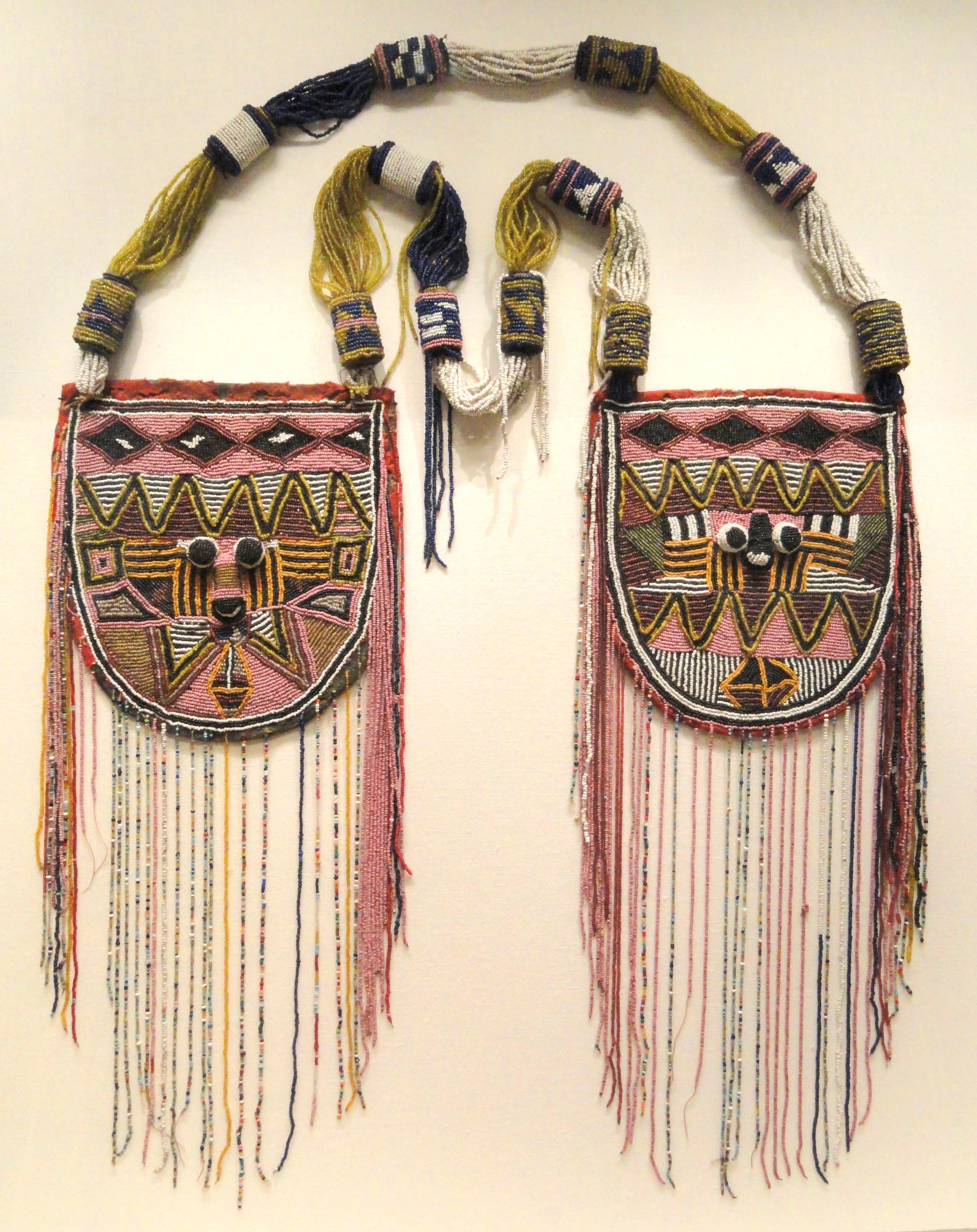 File:Necklace (Odigba Ileke Ifa), 1900s, Guinea Coast, Nigeria ...