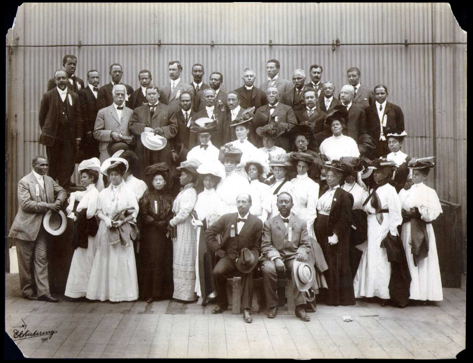 File:Niagara Movement delegates, Boston, Mass., 1907.png ...