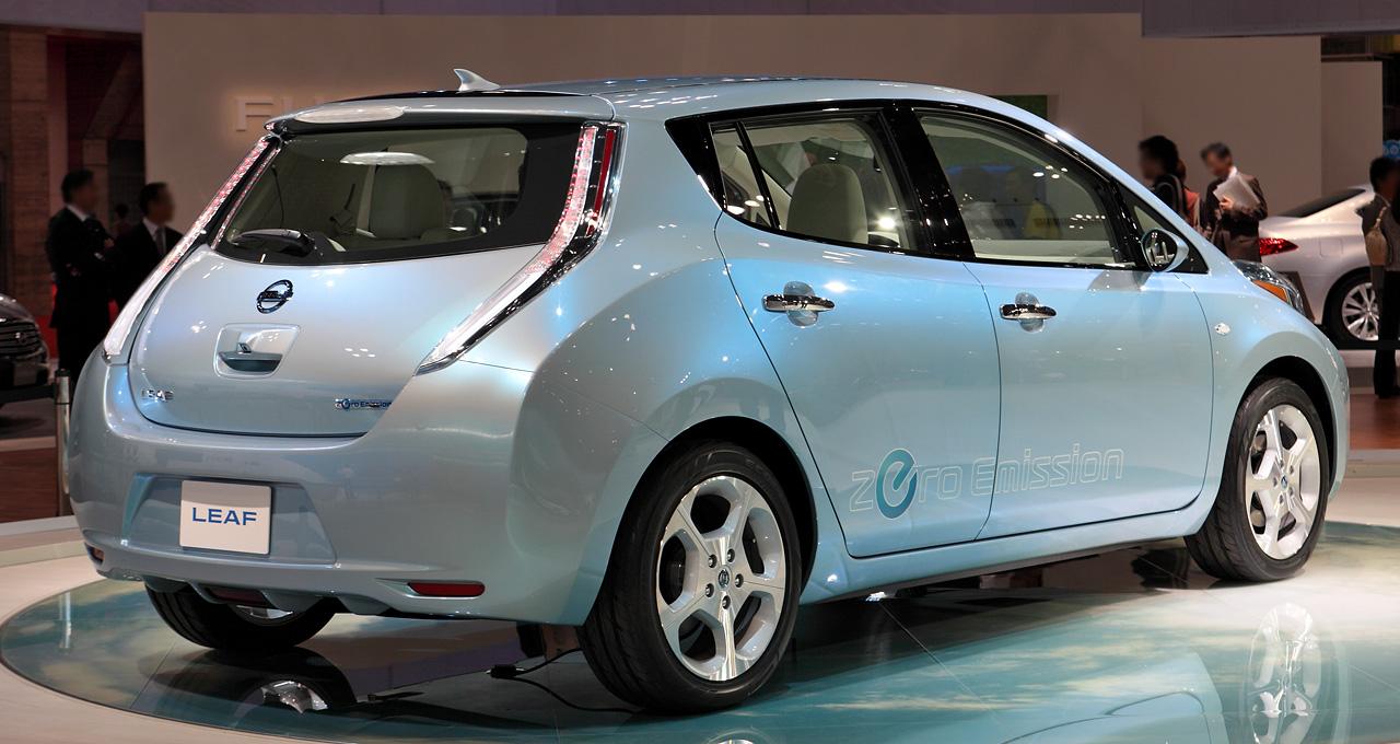 Nissan-leaf-generation-1