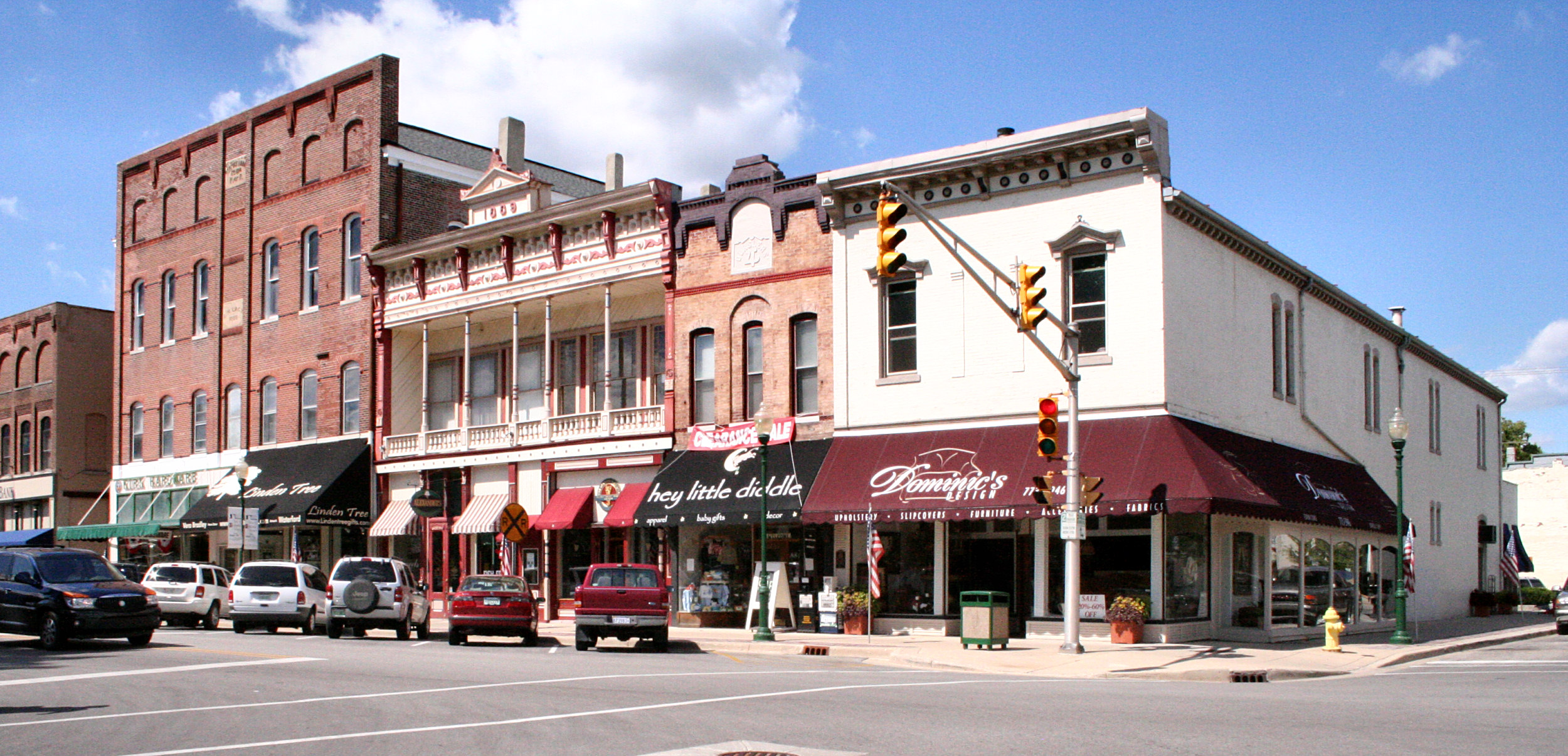 Noblesville Commercial Historic District Wikipedia