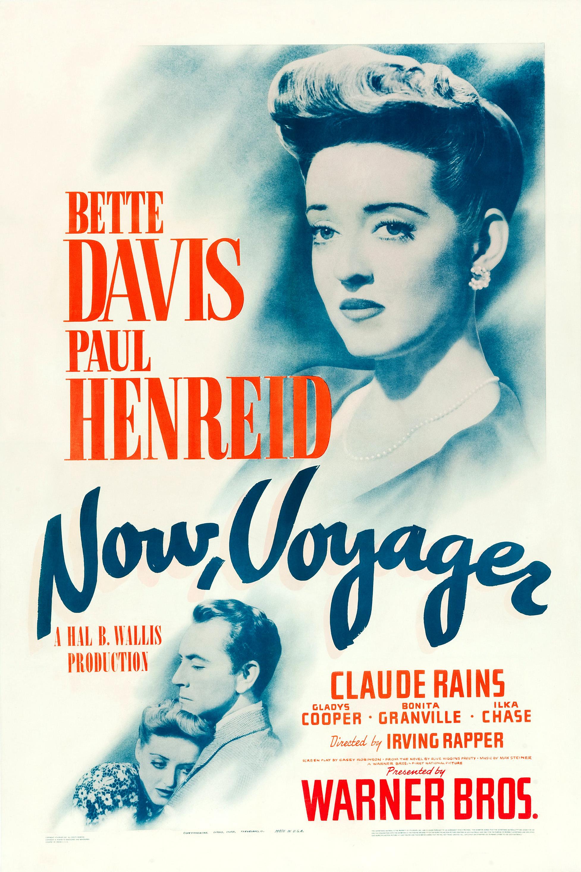 That certain woman Bette Davis movie poster print