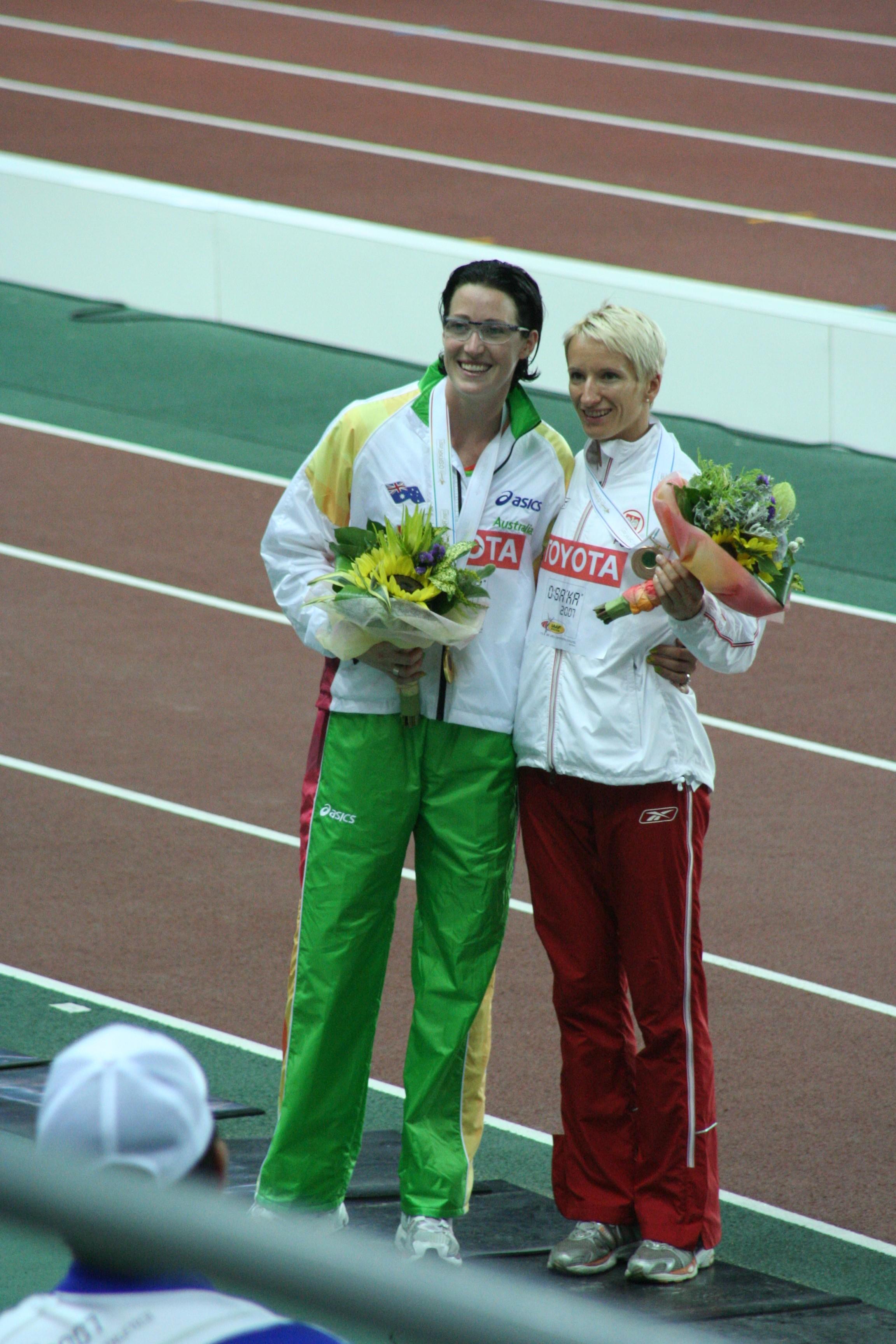 Jesień on the right (Osaka 2007)