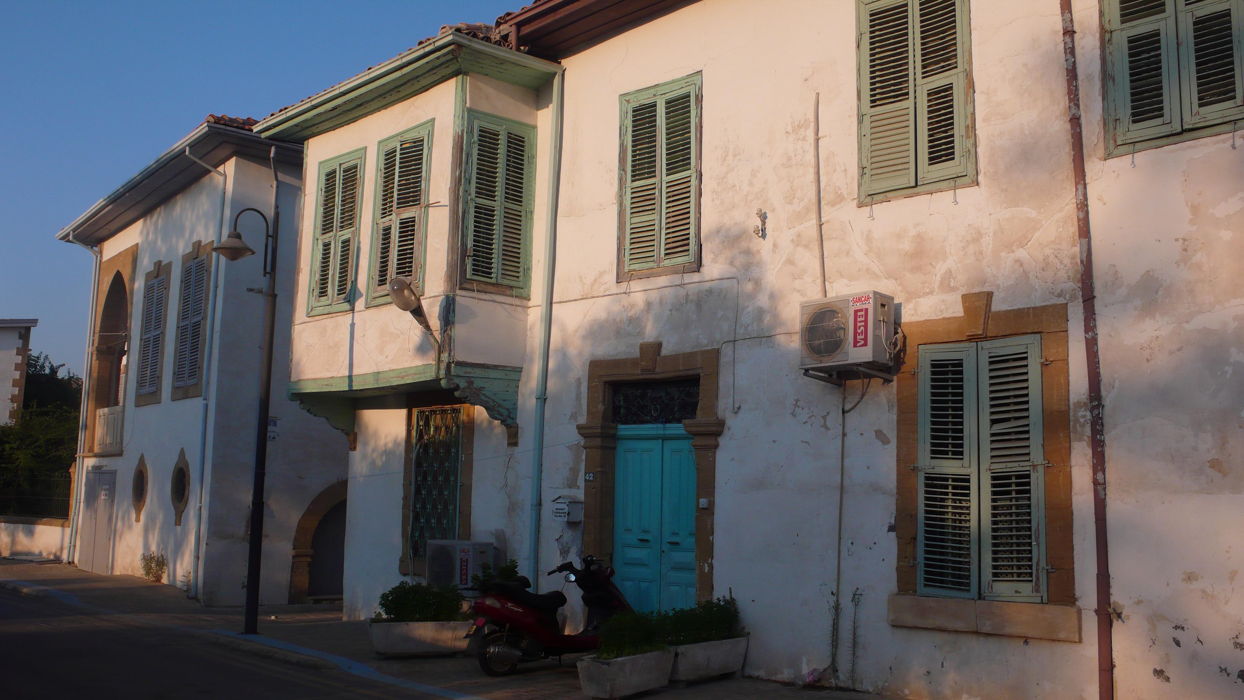 File:ottoman Houses in Nicosia