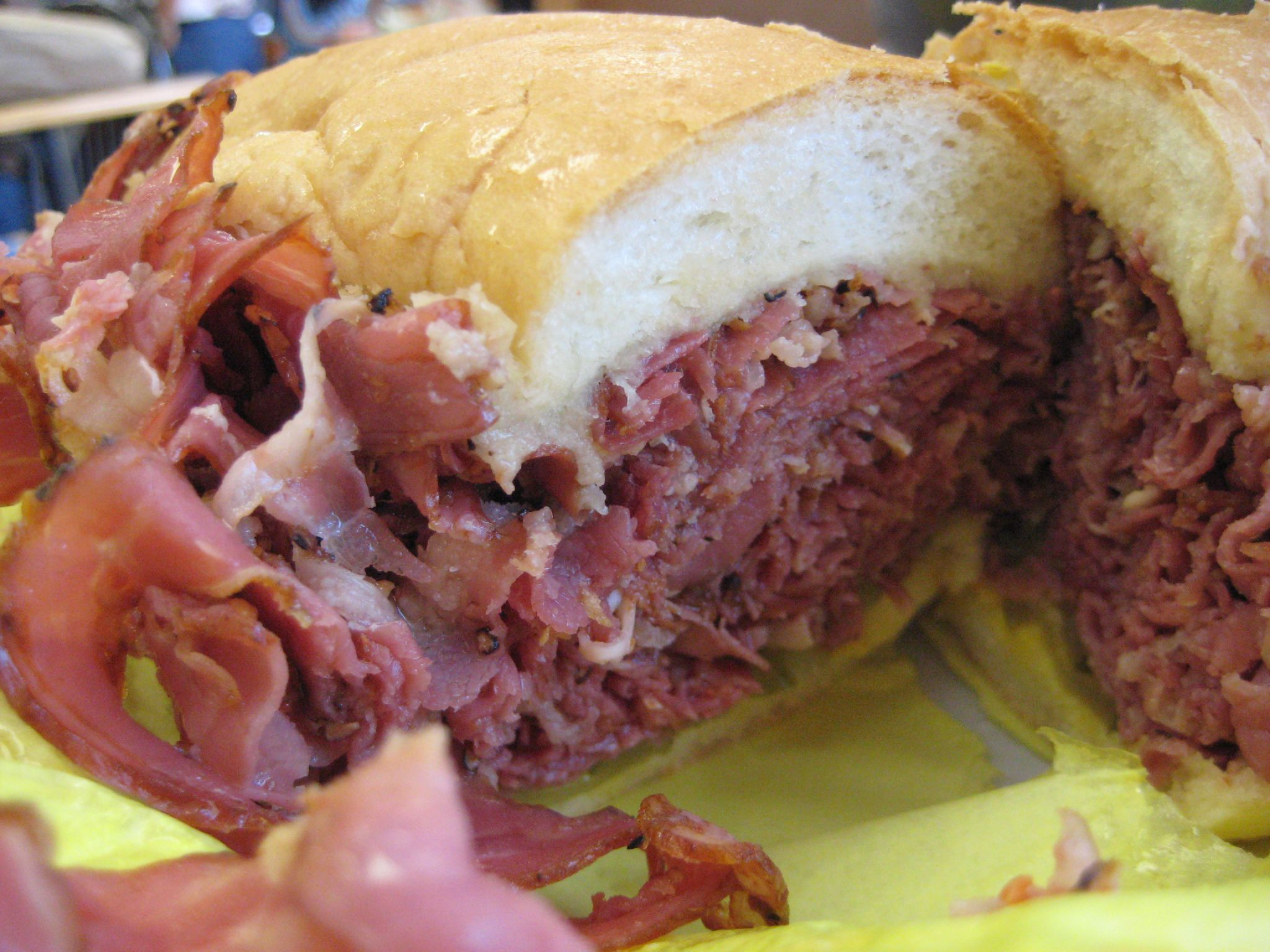 File:Pastrami from The Hat.jpg - Wikipedia, the free encyclopedia