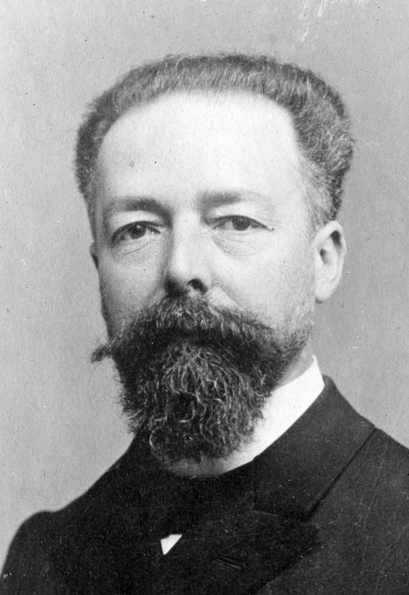 President of France Paul Doumer (1857-1932)
