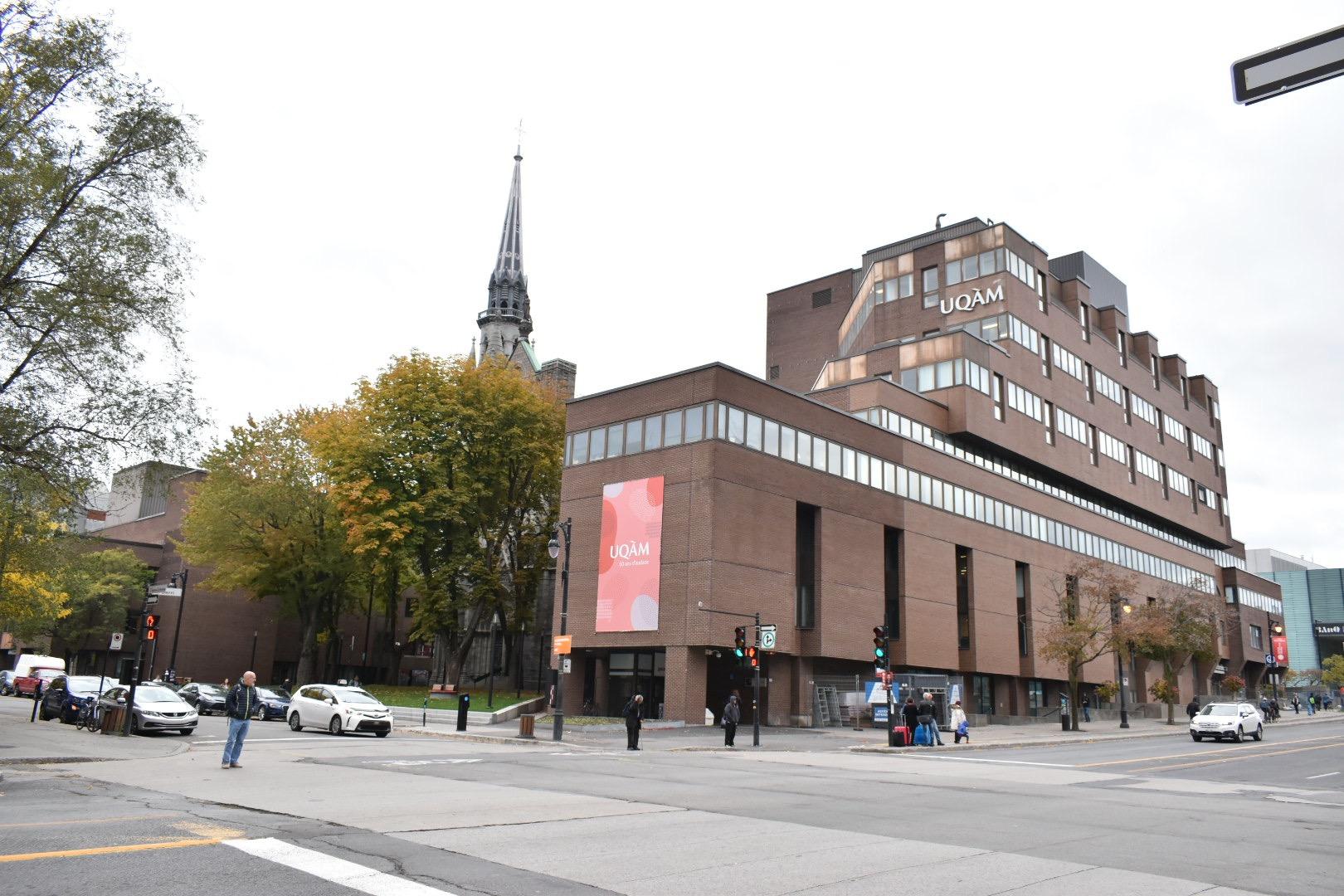 image of Université du Québec à Montréal