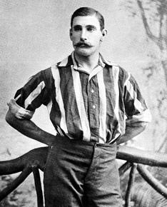 Percy Melmoth Walters English footballer (1863-1936)