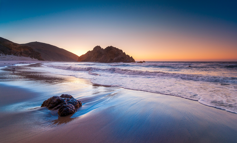 File Pfeiffer Beach Sur California United States Jpg