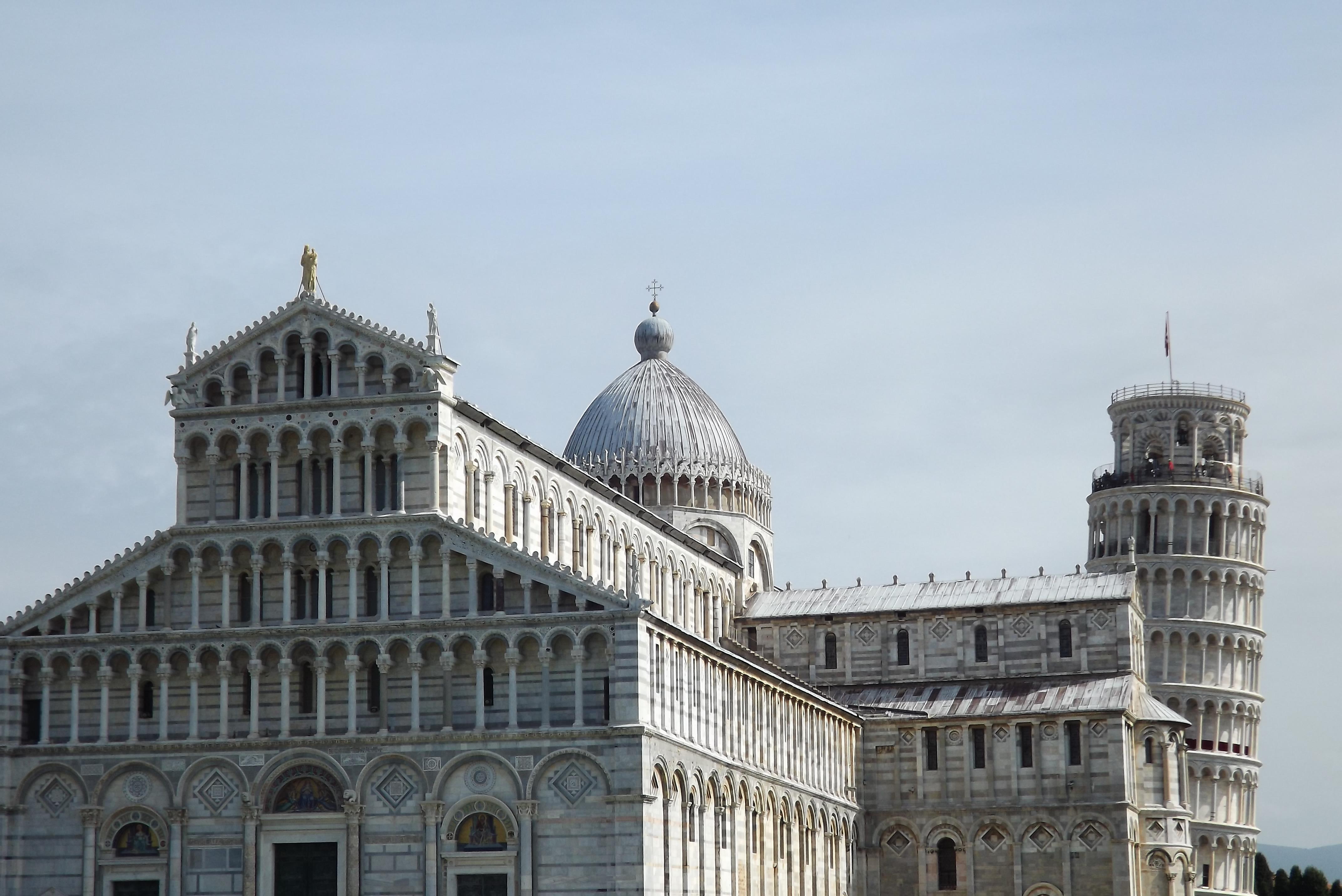 Piazza del Duomo, Pisa