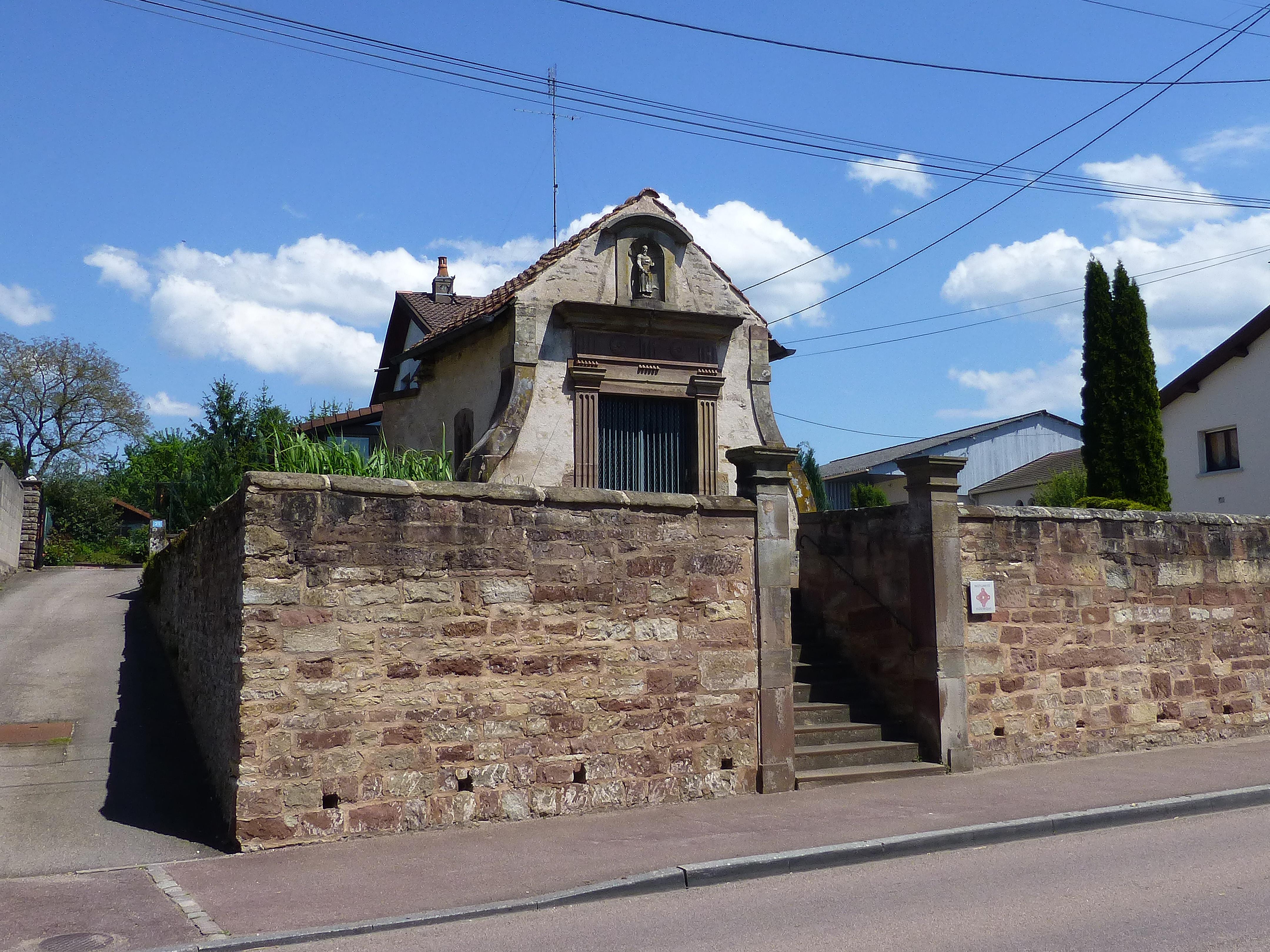 File rambervillers chapelle saint antoine 1 jpg for Boussy saint antoine piscine