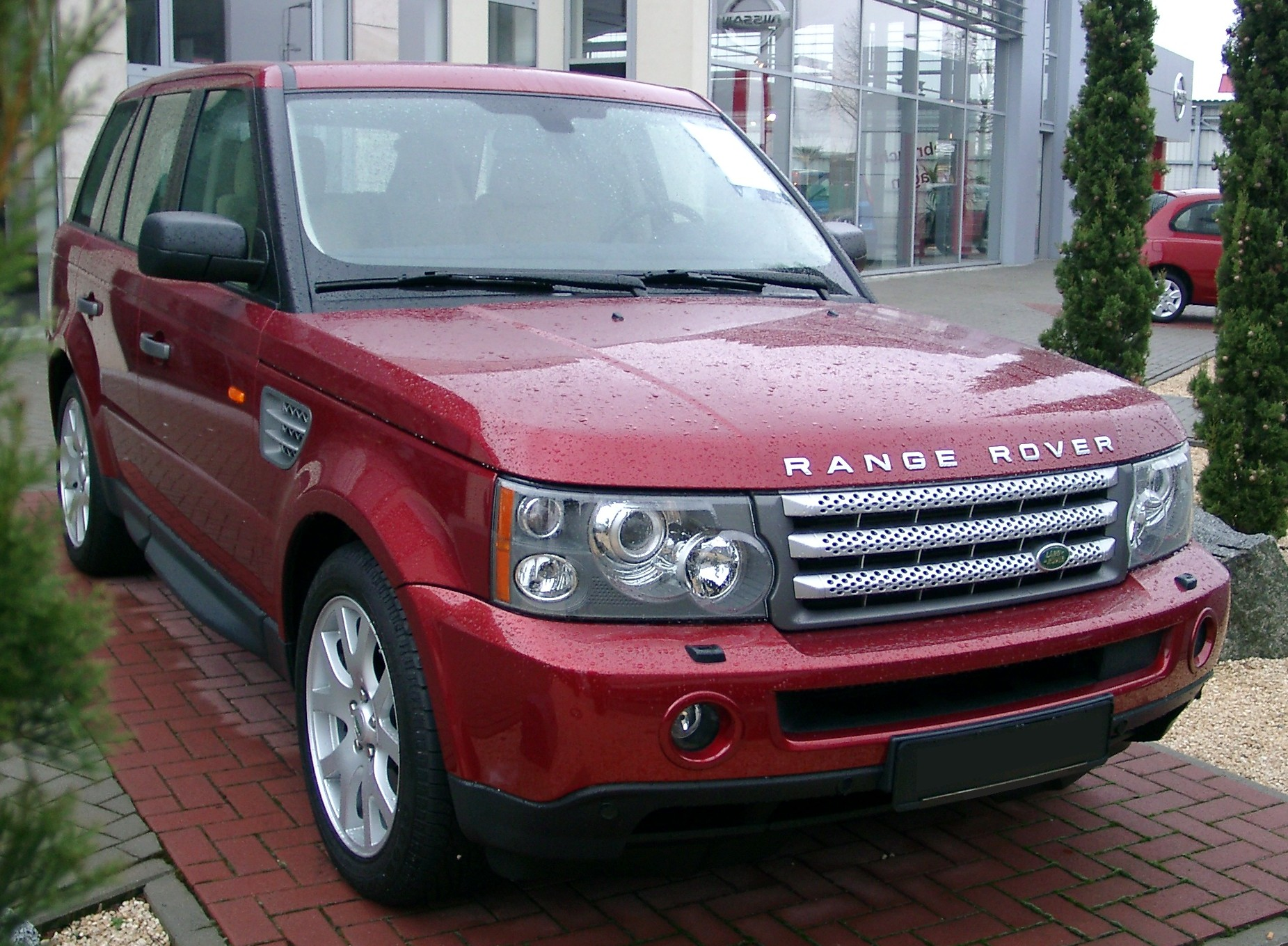 file range rover sport hse front wikipedia. Black Bedroom Furniture Sets. Home Design Ideas