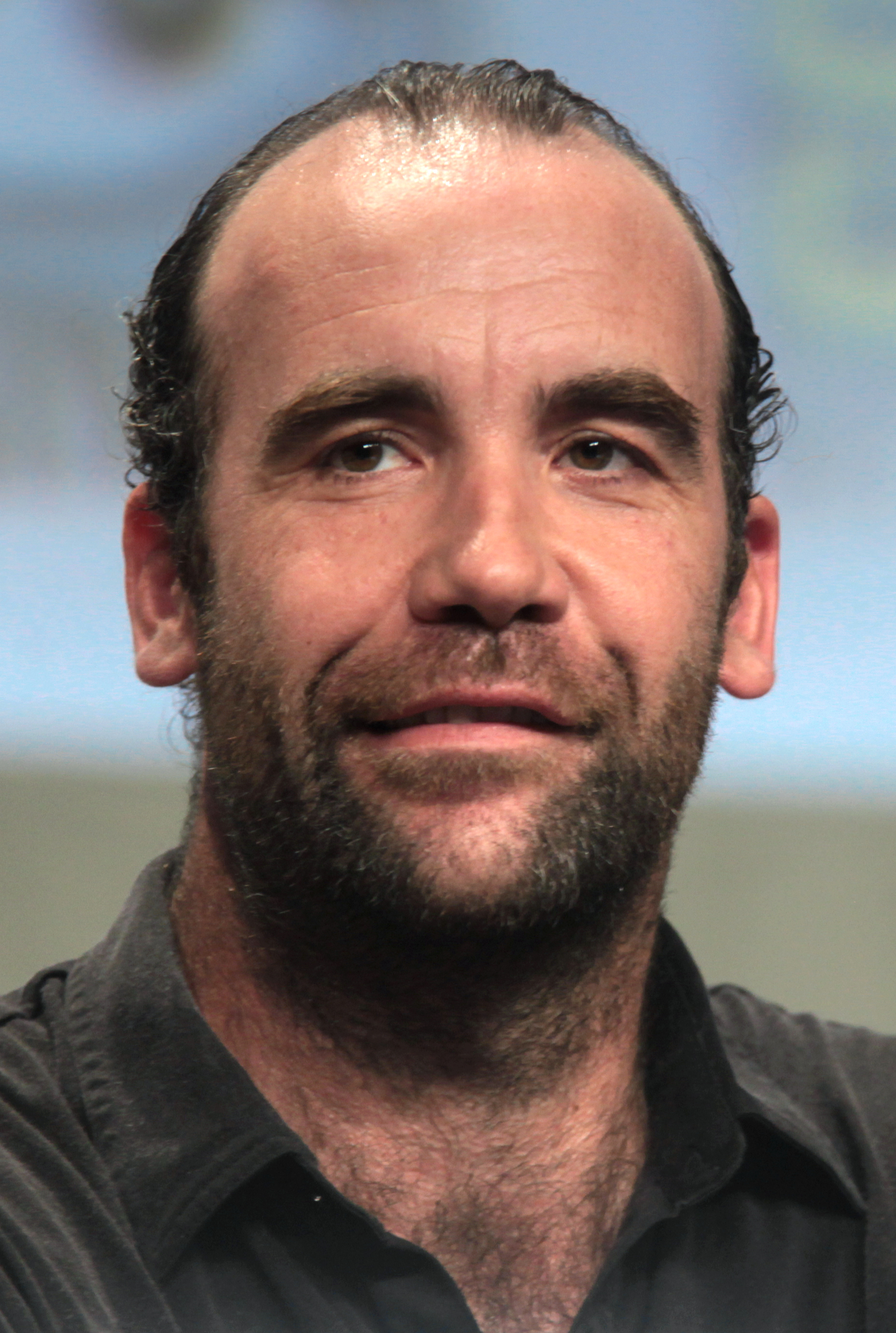 The 49-year old son of father (?) and mother(?) Rory McCann in 2018 photo. Rory McCann earned a  million dollar salary - leaving the net worth at 2 million in 2018