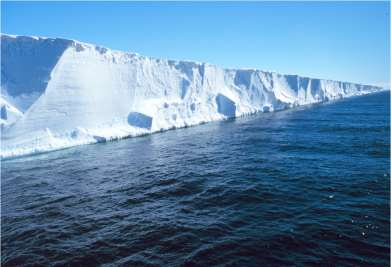 Ross IceShelf