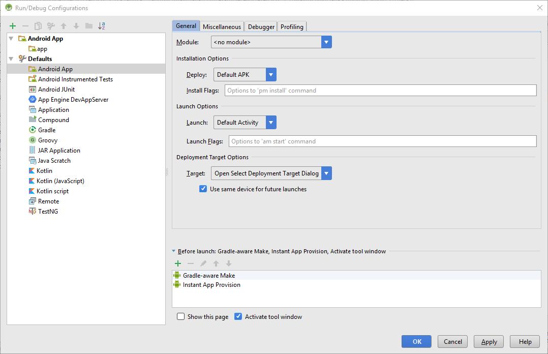 File:Run Debug Configurations png - Wikimedia Commons