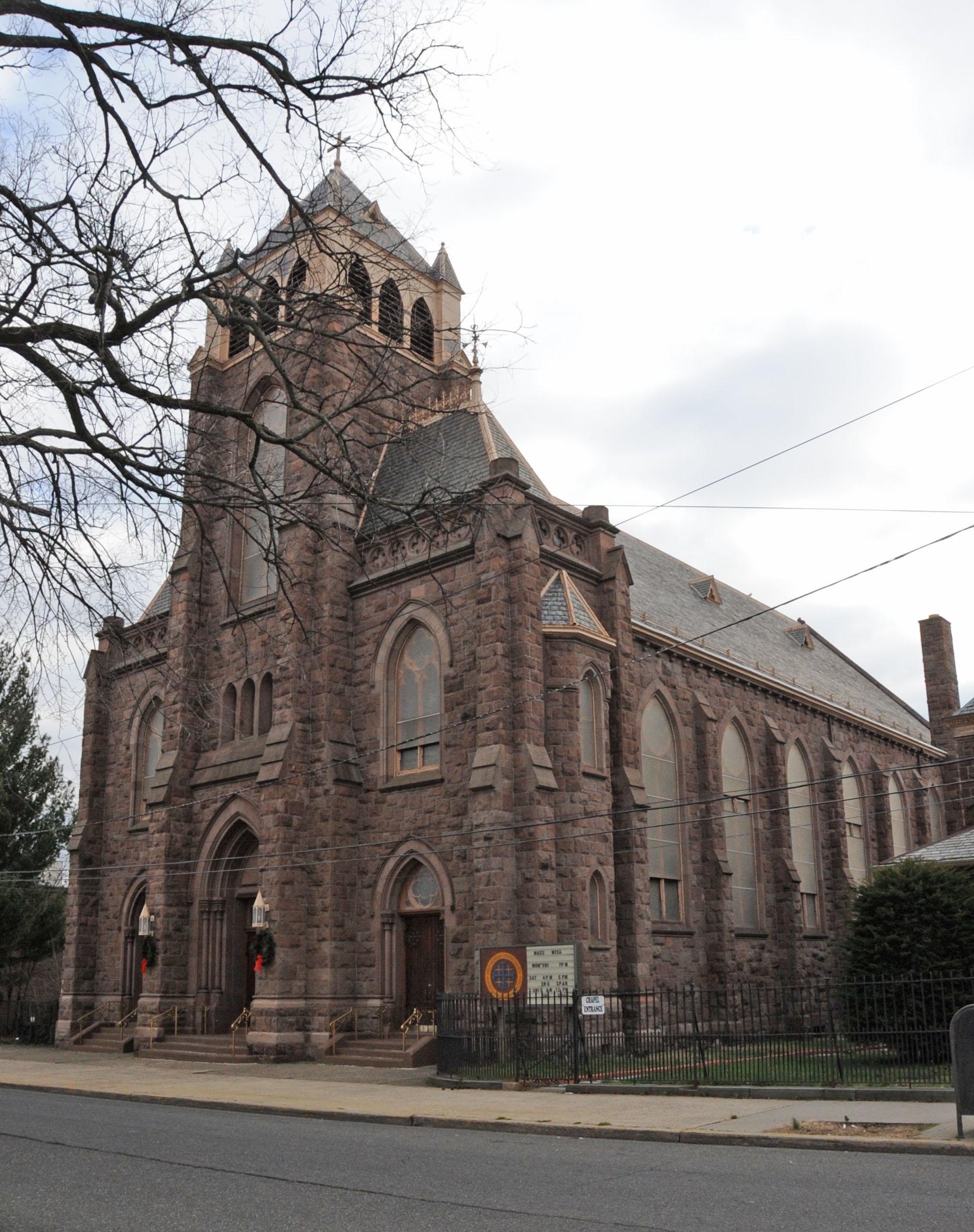 St. Nicholas Catholic Church (Passaic, New Jersey) - Wikipedia