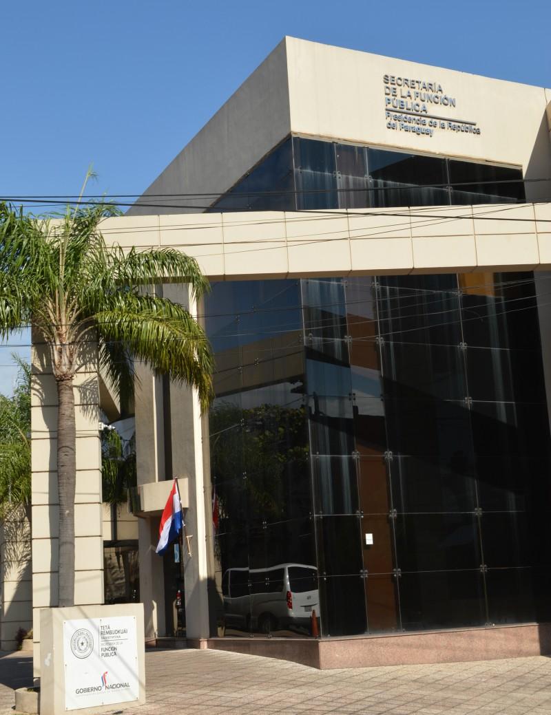 Secretaría de la Función Pública de Paraguay - Wikipedia, la ...