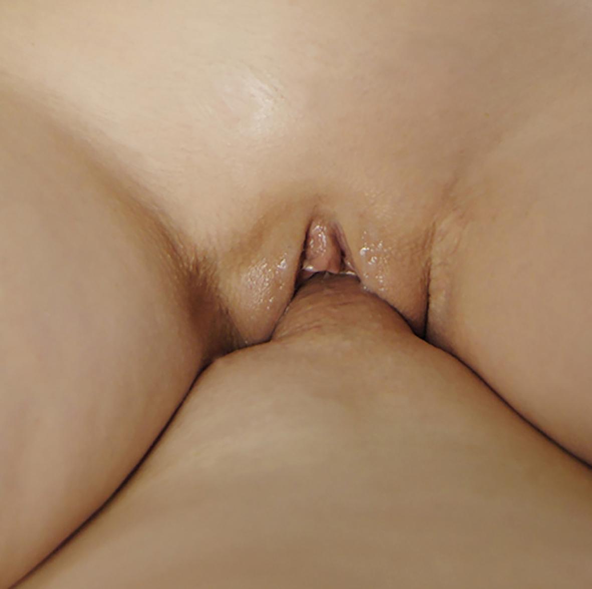 Insertion vaginal intercourse