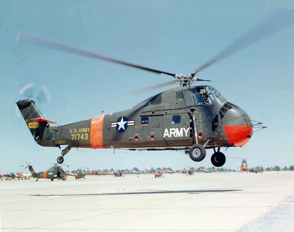 Elicottero S 58 : Sikorsky h wikipedia