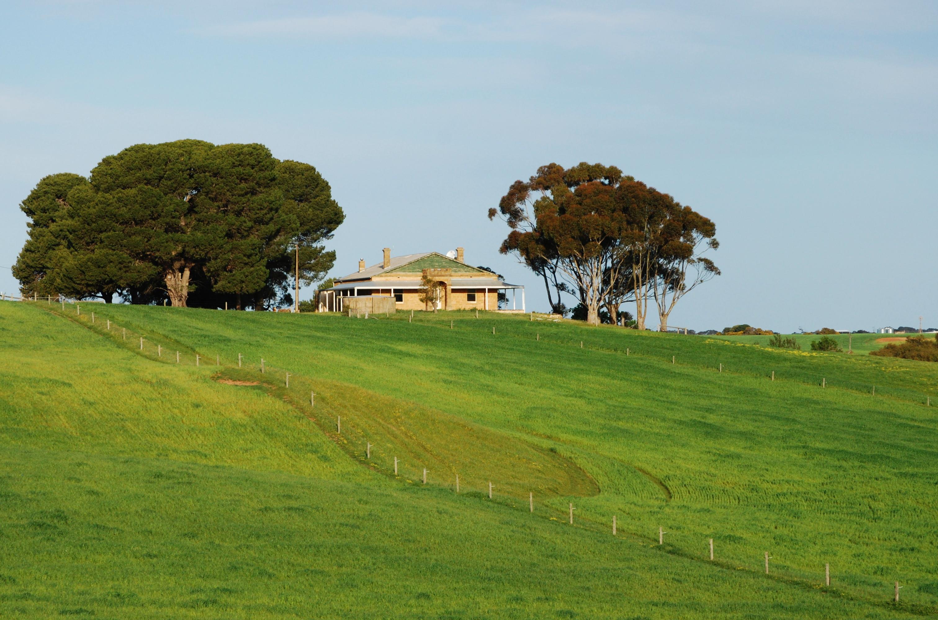 South Australian farmhouse from steamranger - View Photos Of Australian Farm Houses  Gif